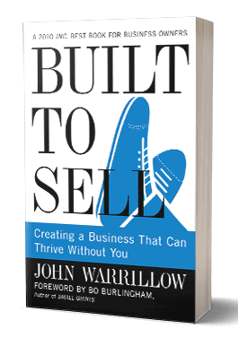 Built to Sell John Warrillow