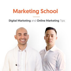 Marketing School Podcast with Neil Patel and Eric Siu