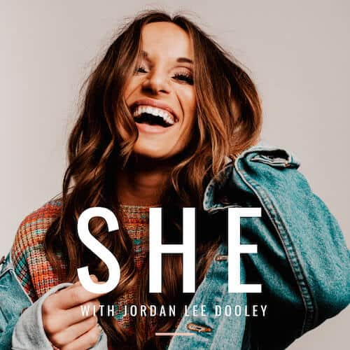 SHE Podcast with Jordan Lee Dooley